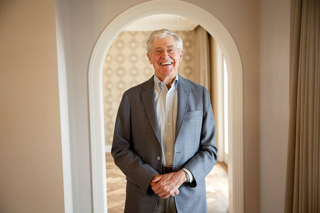 Picture of Charles Koch