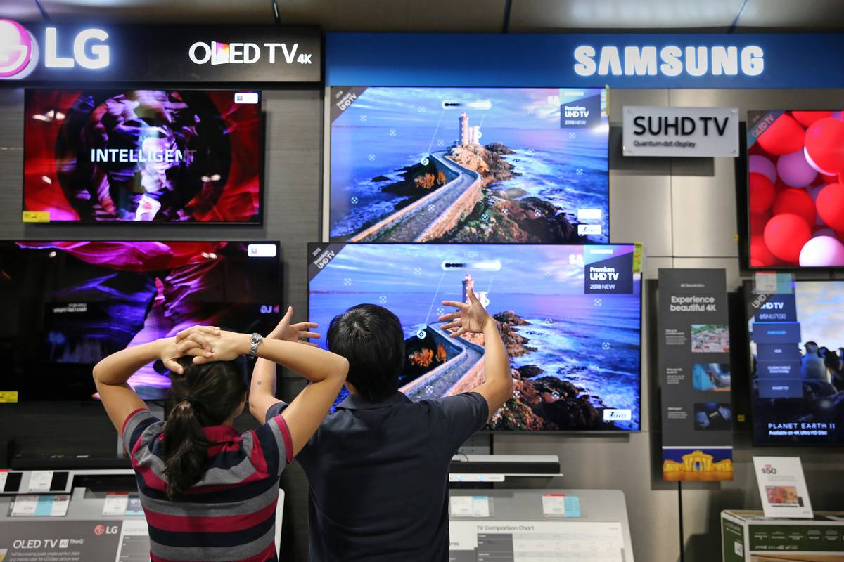 December Is A Great Time To Buy A New TV