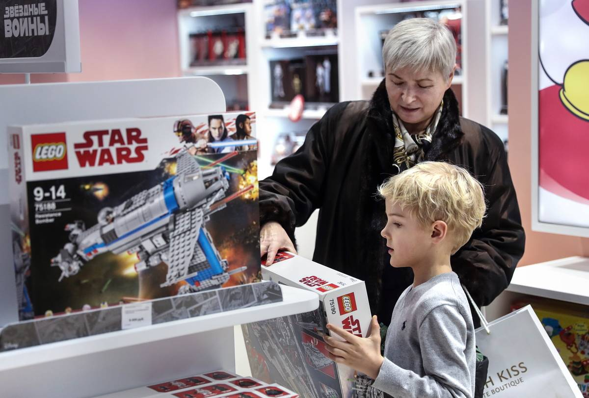 George Lucas Handed Over Star Wars Merchandising Rights