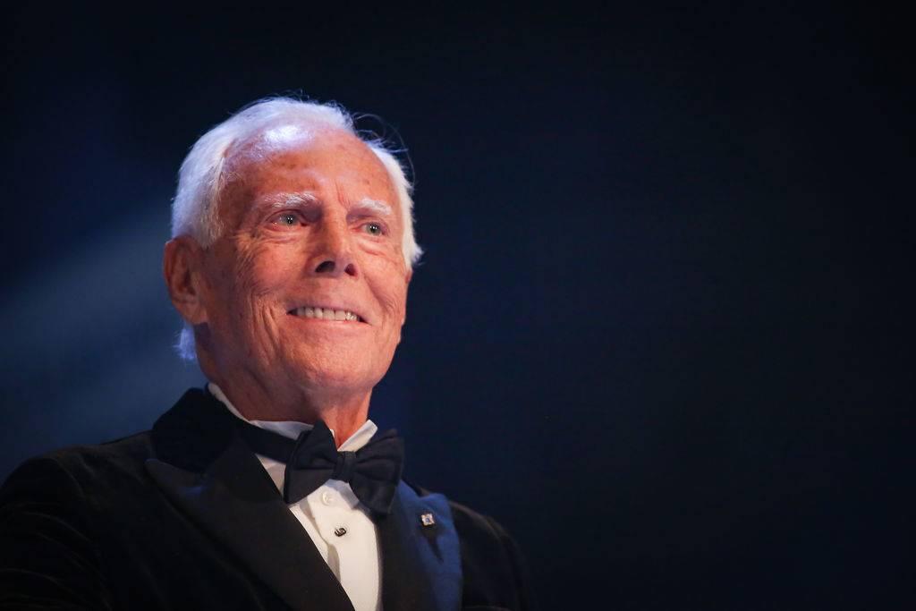 Picture of Giorgio Armani