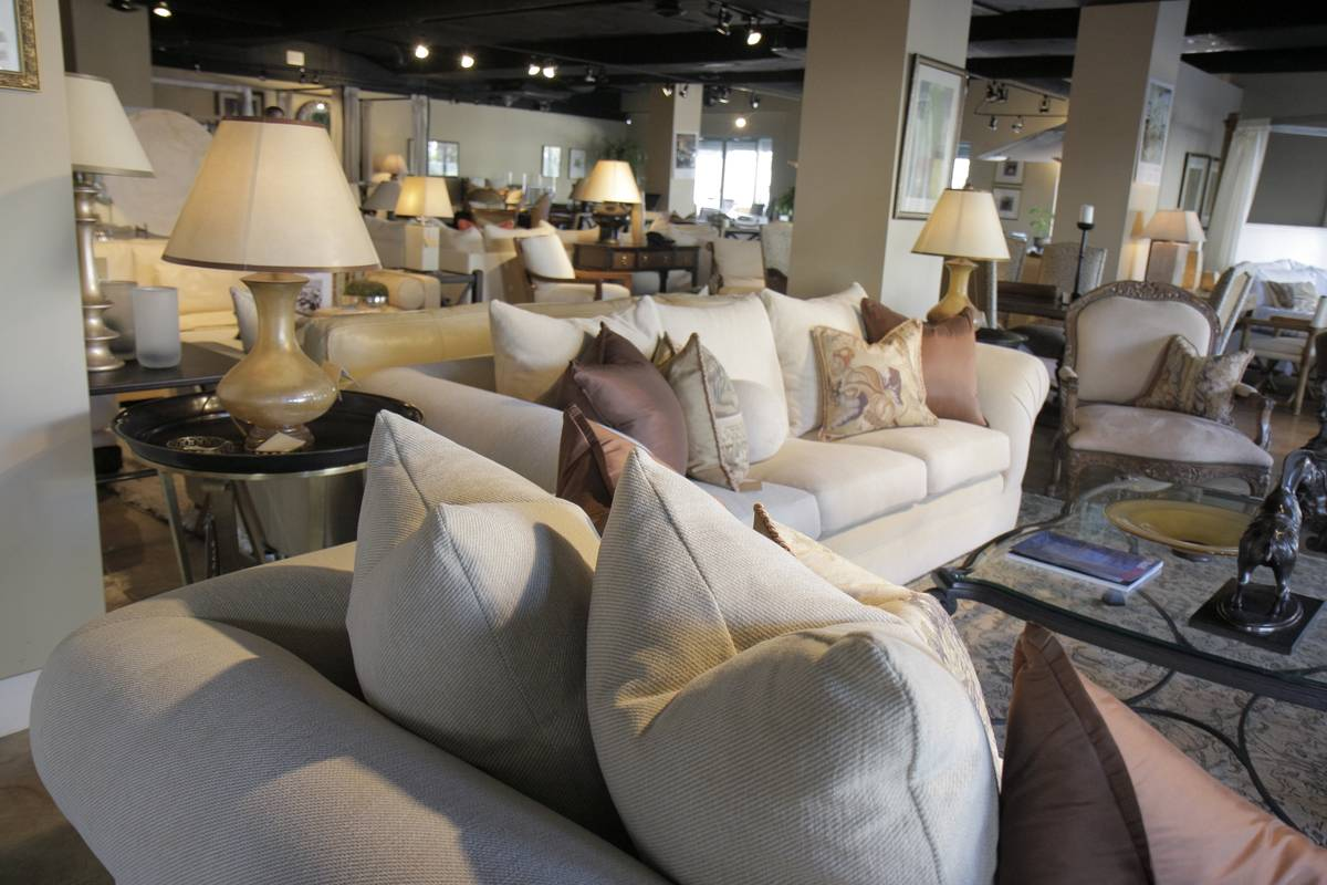 Historically, Furniture Is Put On Clearance Sales In July