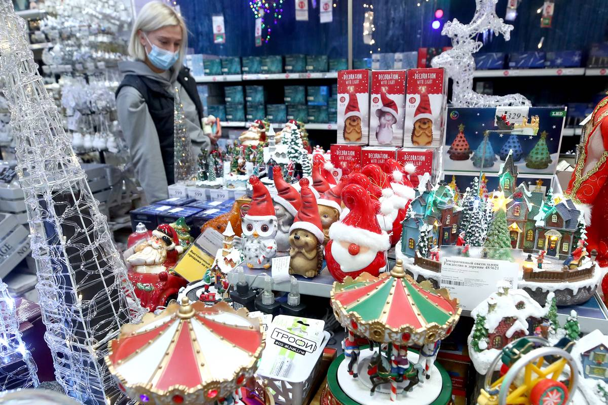 Holiday Decor Is Cheap In December, After The Holidays