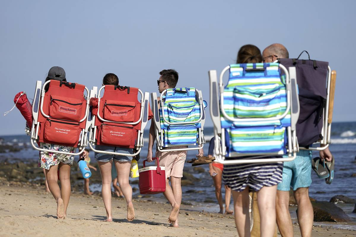 It Is A Smart Financial Move To Buy Beach Gear In August