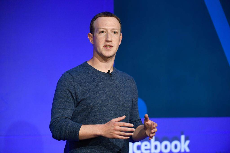 Picture of Mark Zuckerberg
