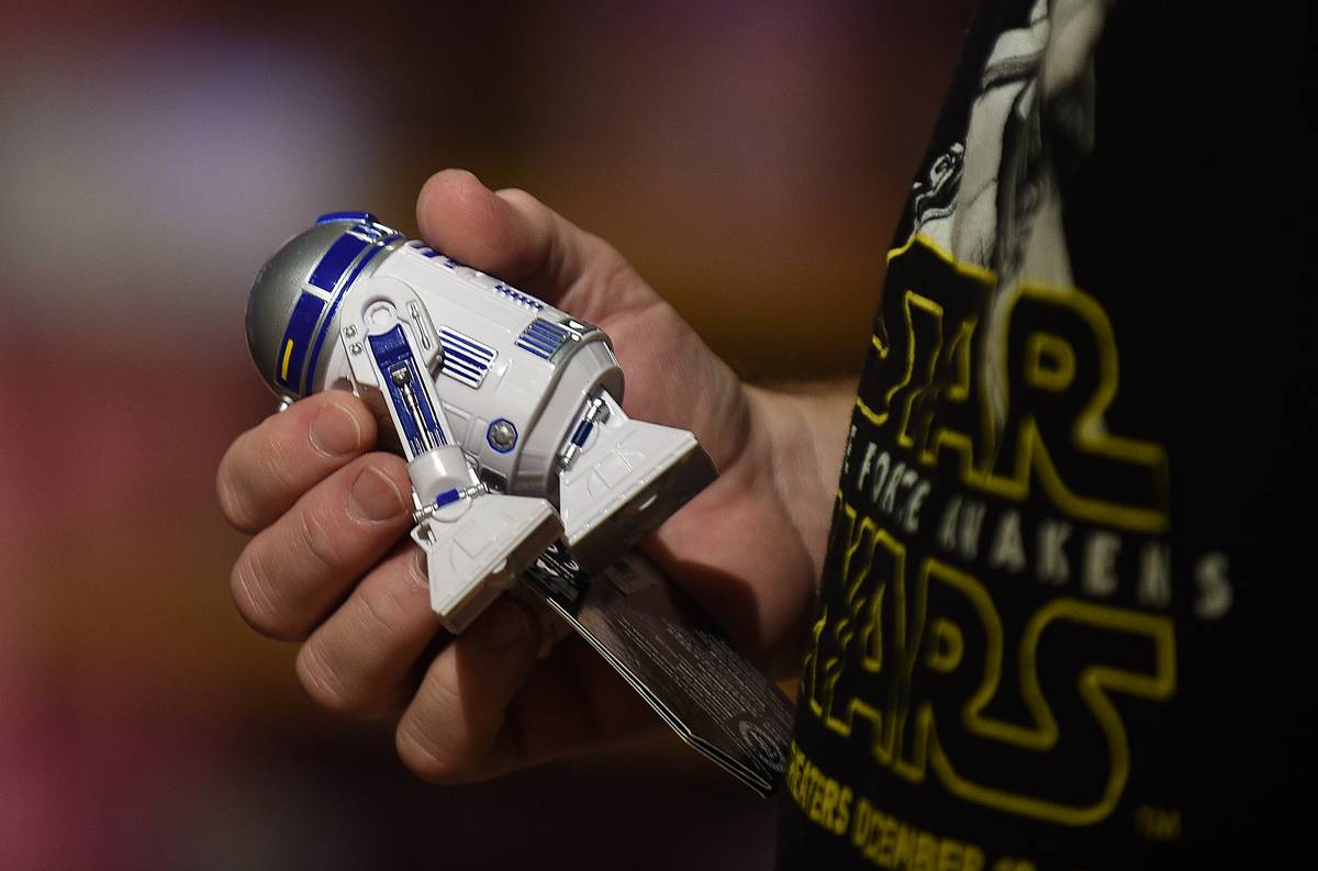 May The Force Be With You, Purchasing Star Wars Merch In May