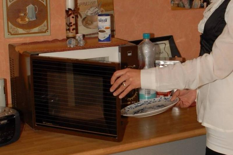 Microwaves are Handy In More Than One Way