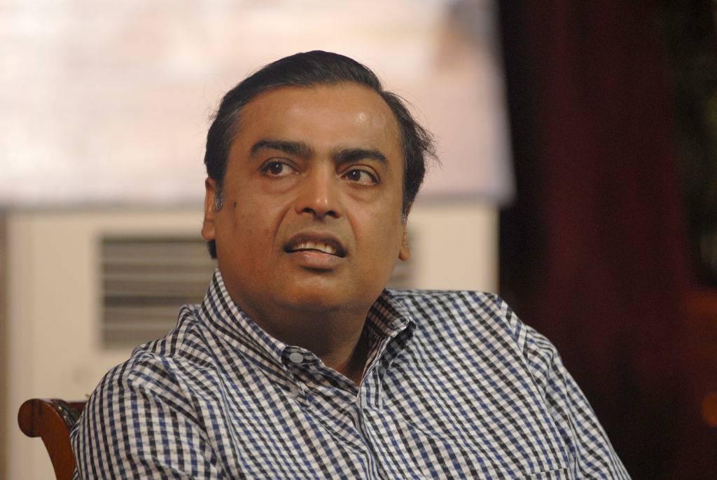 Picture of Mukesh Ambani