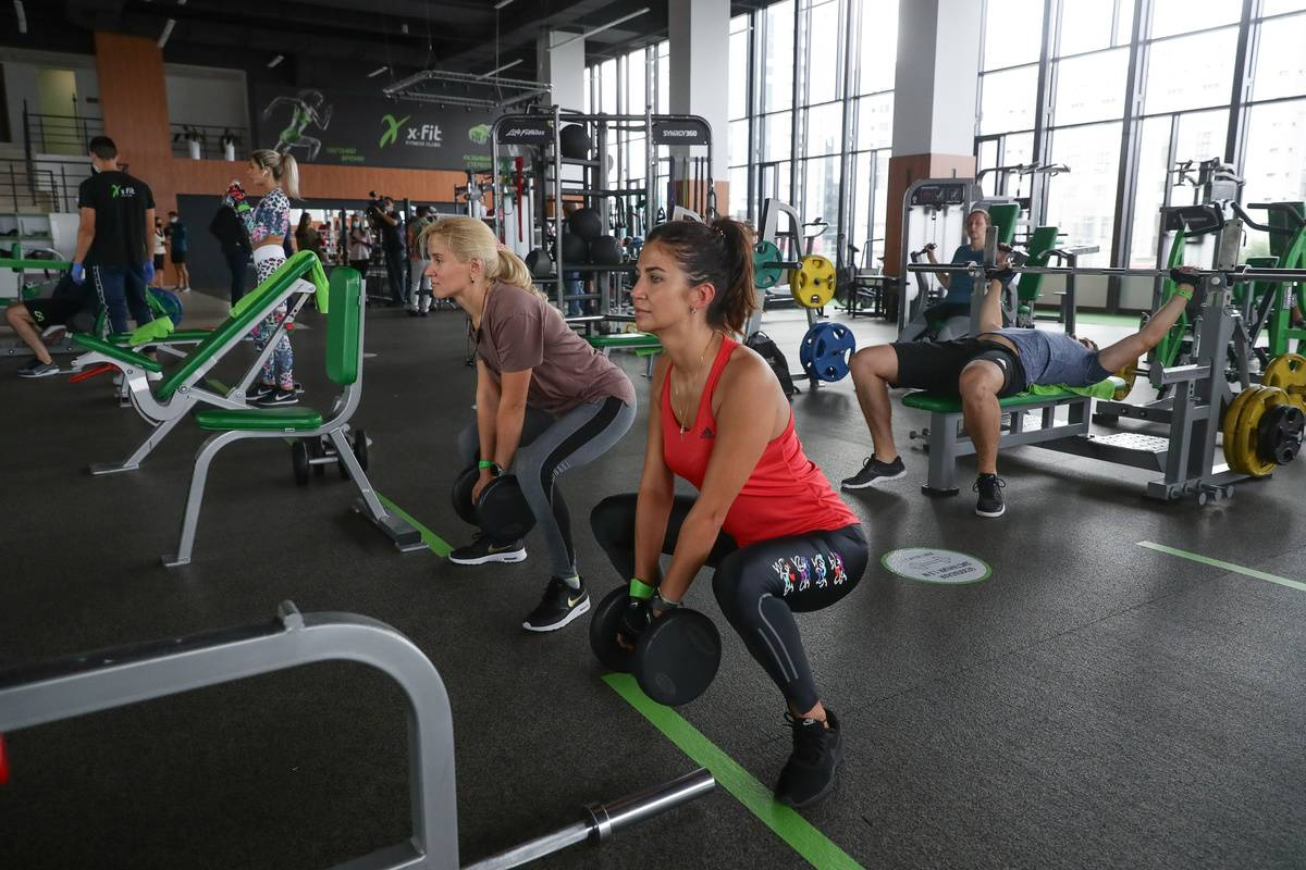 Run To The Gym For A Membership In June