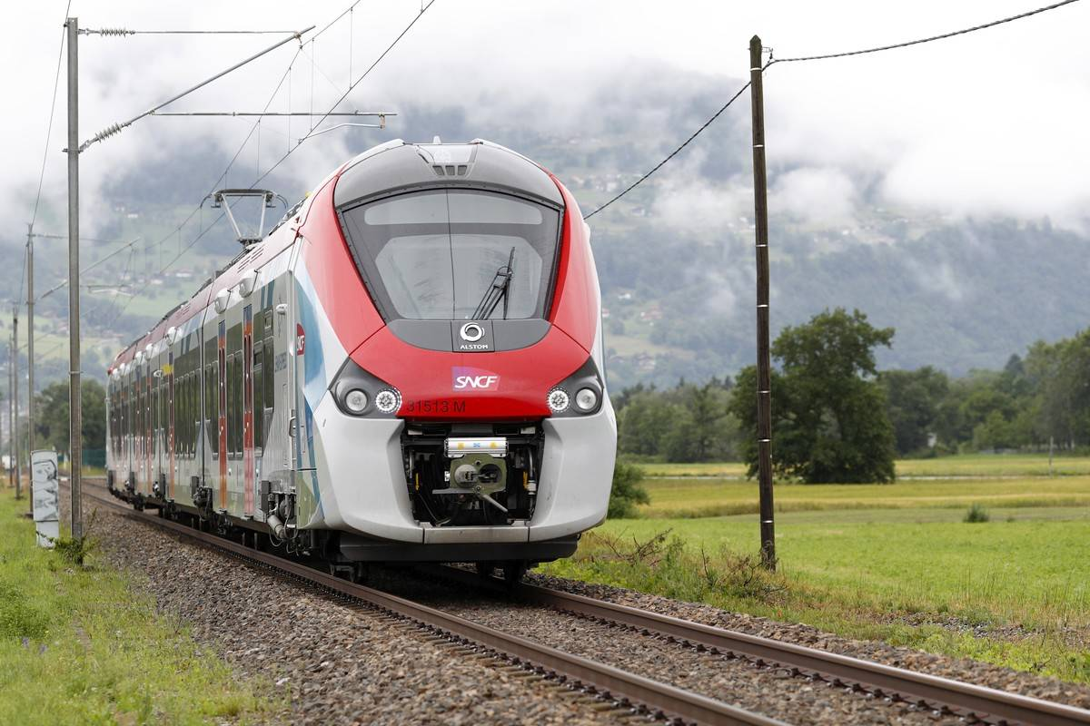 SNCF Purchased The Wrong Size Trains: $68.4 Million