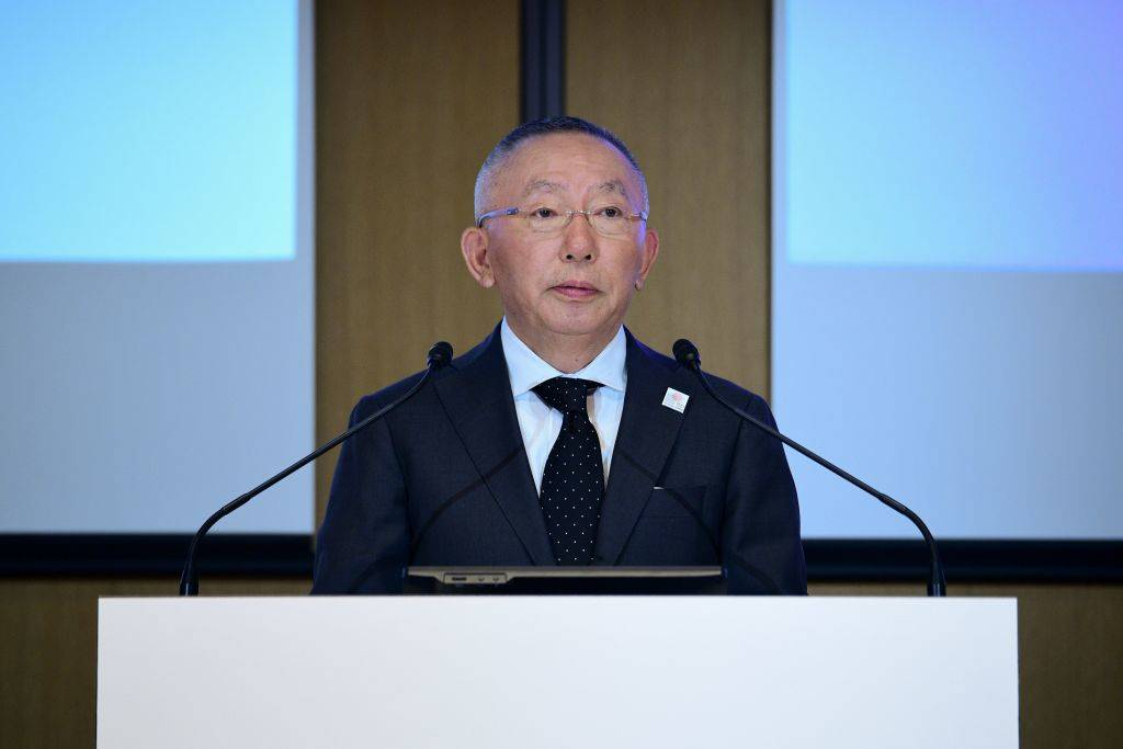 Picture of Tadashi Yanai