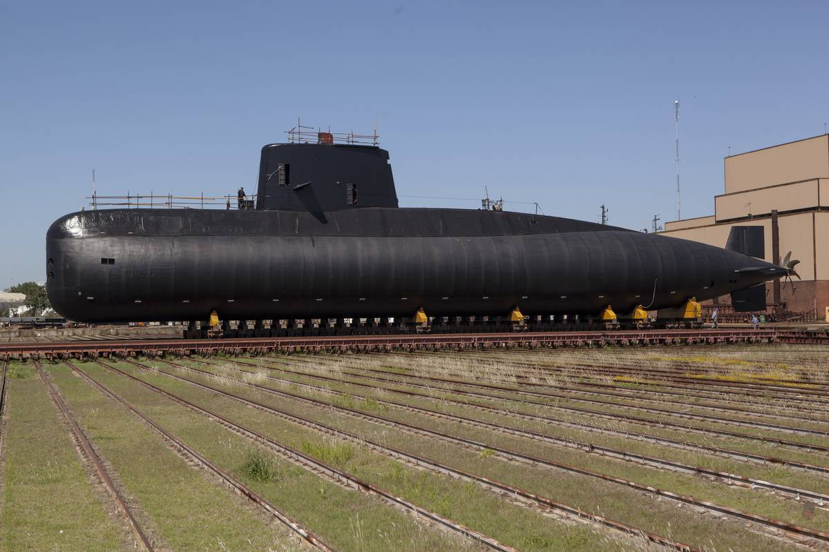 The Isaac Peral Was A $2.3 Billion Engineering Mistake