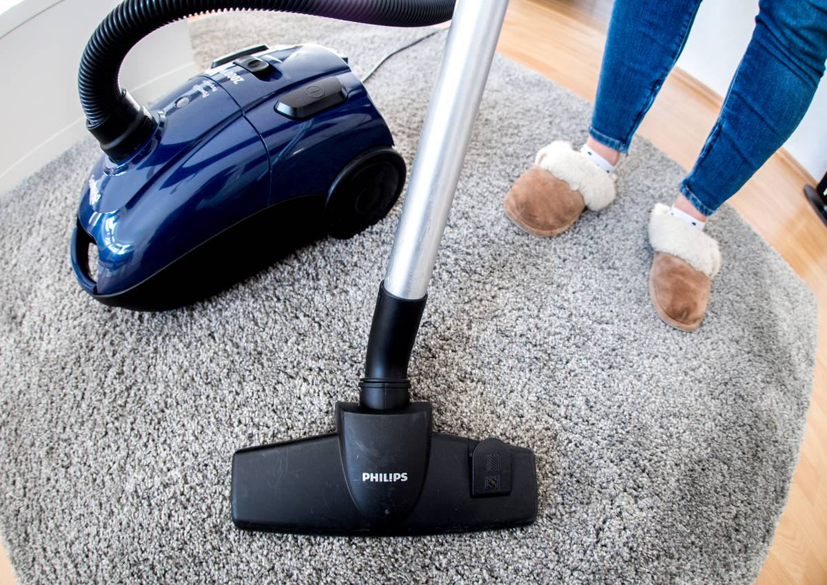 Vacuums Go On Sale In April, Just In Time For Spring Cleaning
