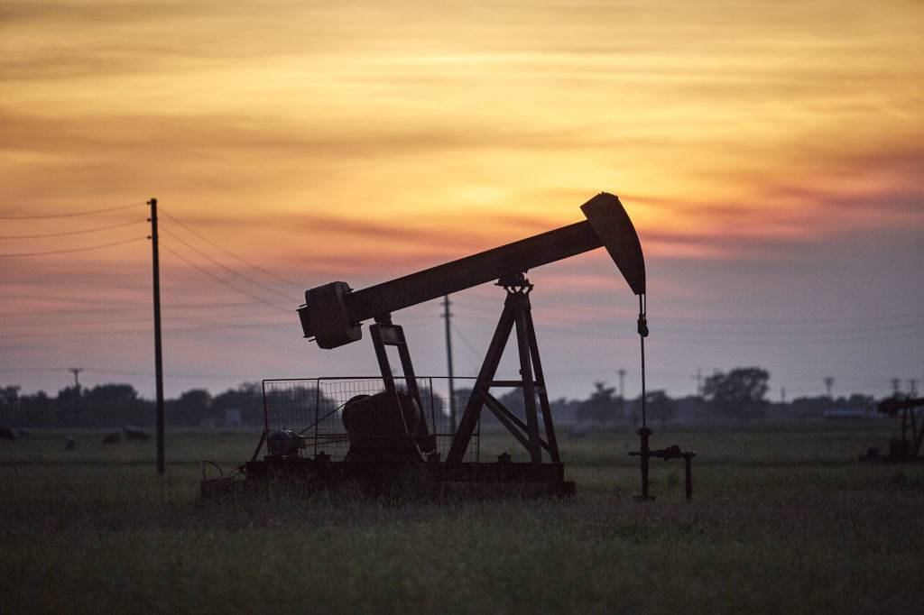 oil exploration in Texas