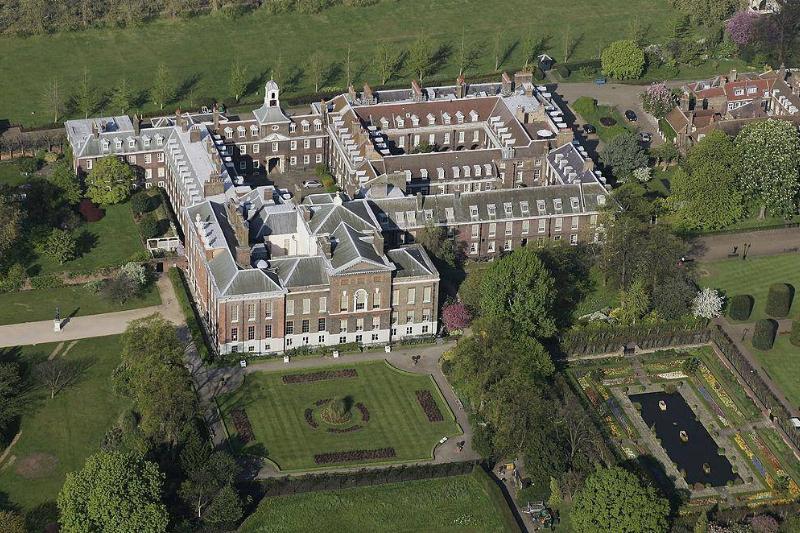 London's Kensington Palace