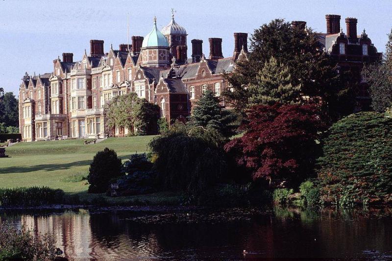 Sandringham House Is Another Of Queen Elizabeth's Properties