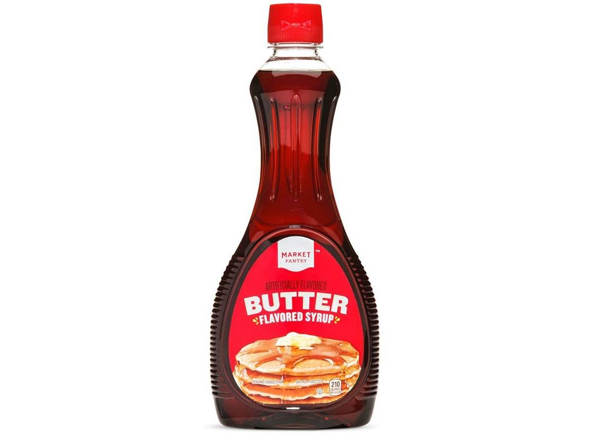 butter-syrup