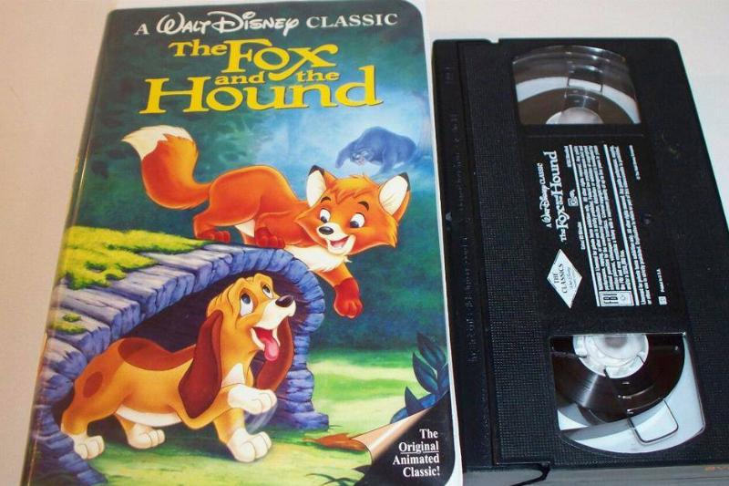 the-fox-and-the-hound-vhs-30725