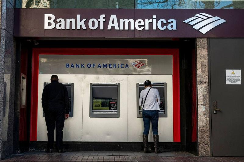 Bank Of America: $20/Hr