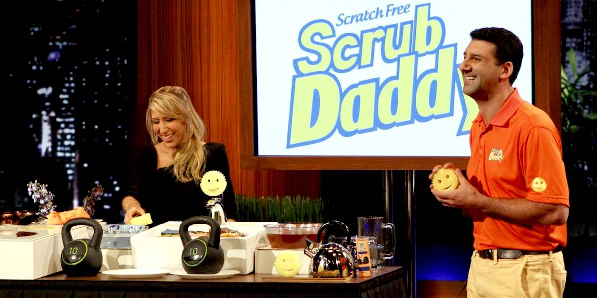 Picture of Scrub Daddy
