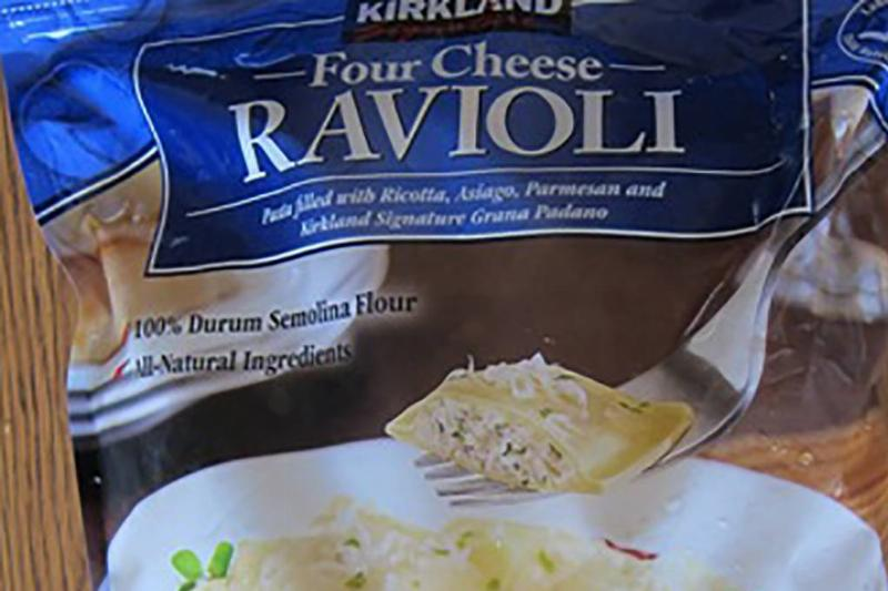 Picture of ravioli