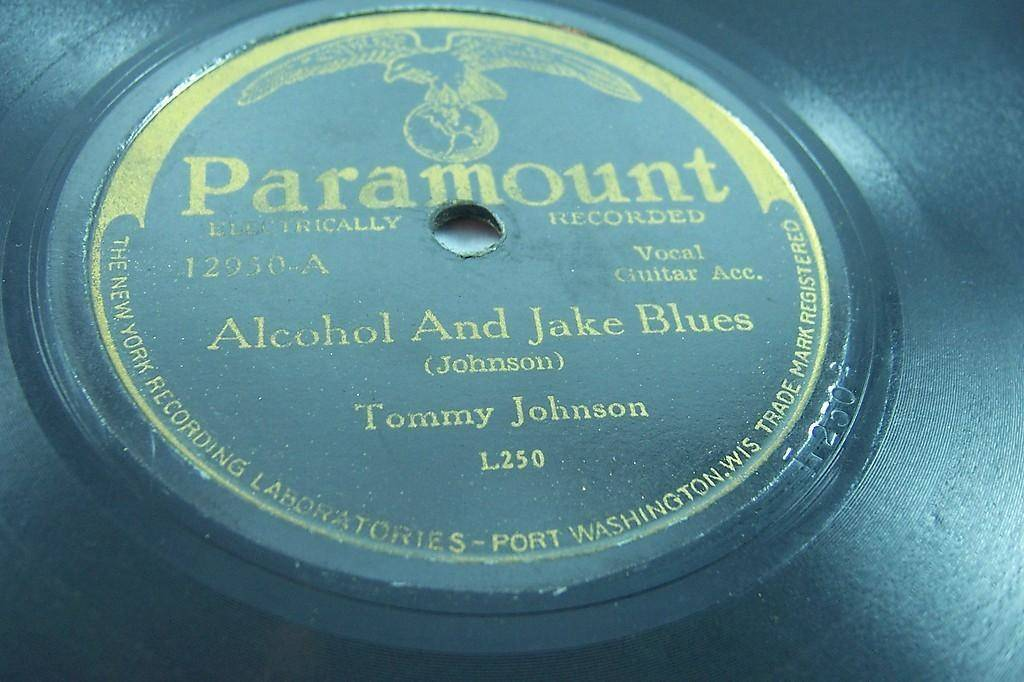 Tommy Johnson's Alcohol And Jake Blues