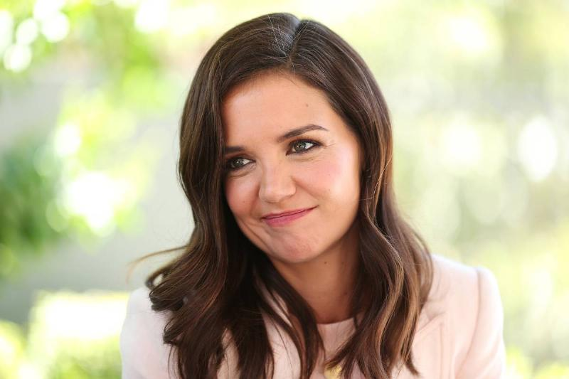 Katie Holmes Turned Down The Role Of Buffy -- $15 Million