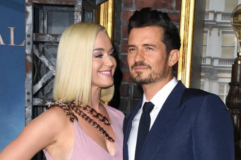 Orlando Bloom & Katy Perry
