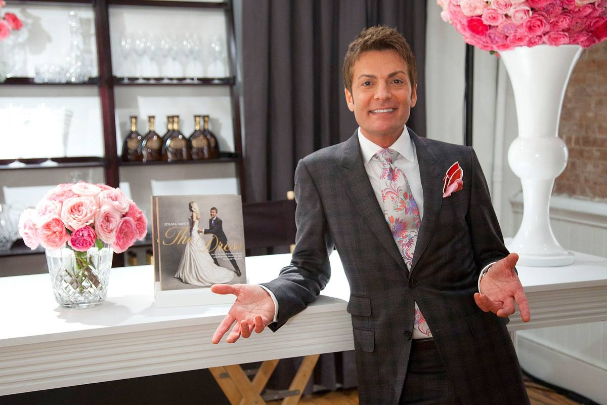 Fashion Director Randy Fenoli attends a promotion for