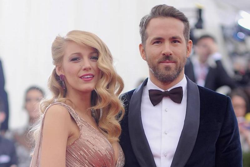 Ryan Reynolds & Blake Lively: $180 Million