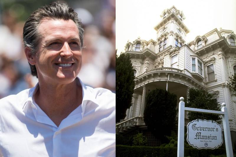 california-governors-mansion