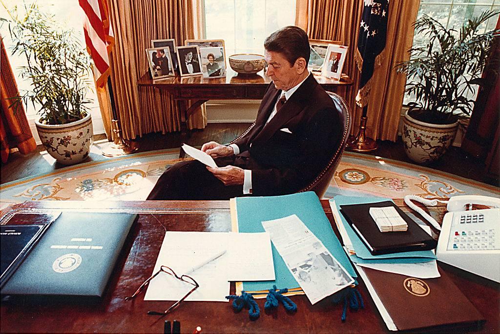 Picture of Ronald Reagan