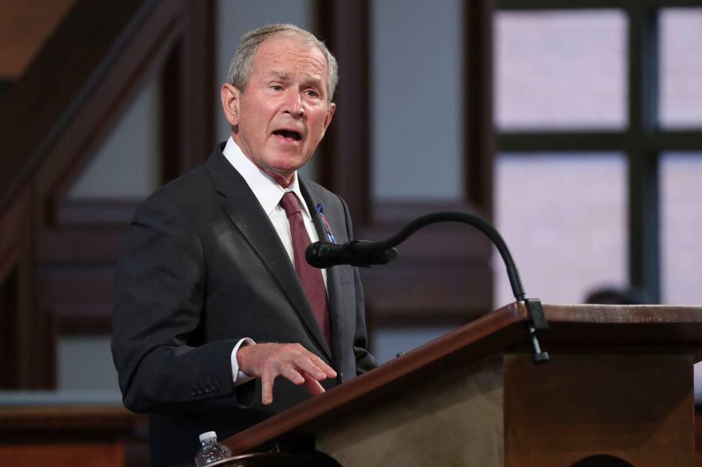 Picture of Bush