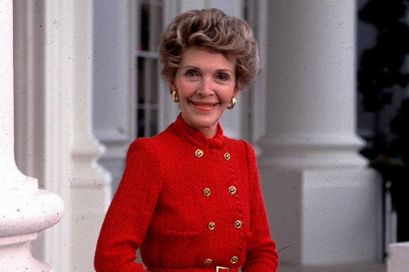 Picture of Nancy Reagan