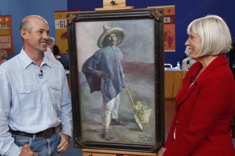 1904 Diego Rivera's