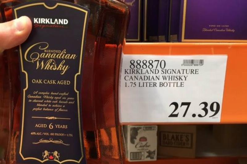 kirkalnd-liquor