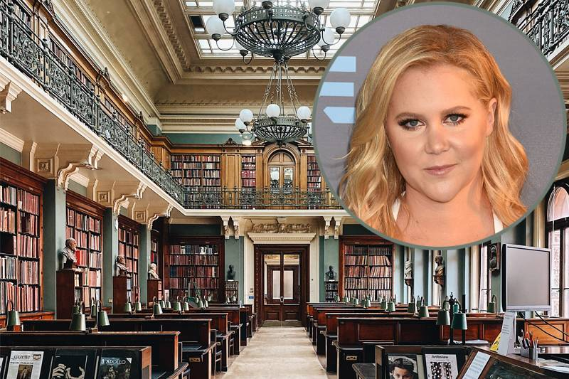 oprah-gifts-library-amy-schumer