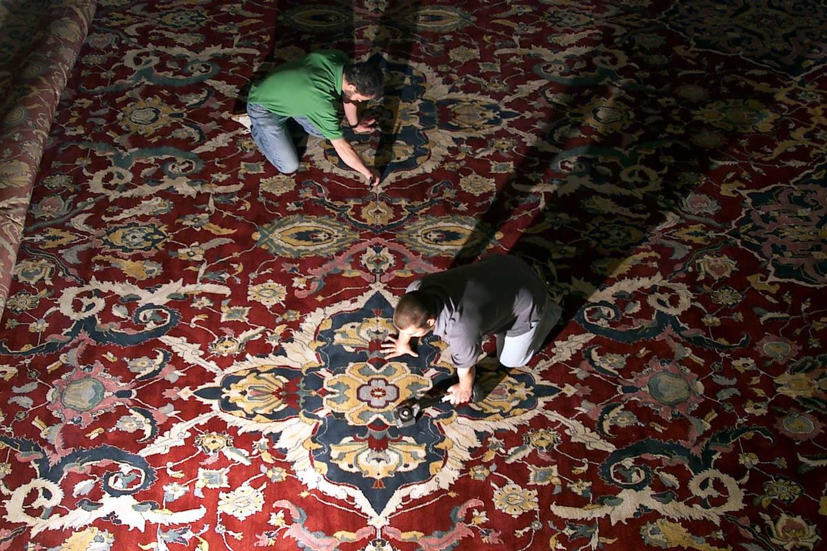 Victoria carpet