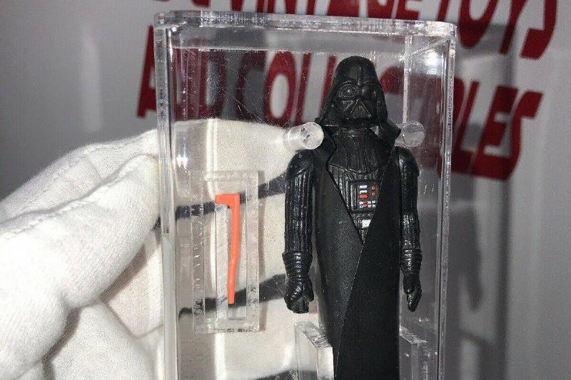 Darth Vader With Double-Telescoping Lightsaber