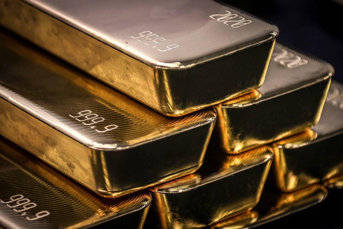 Gold Bars-1227917506