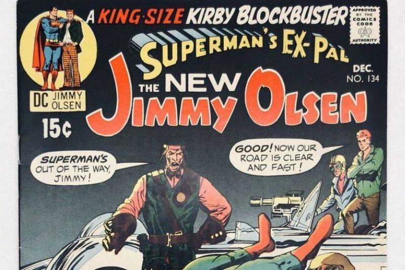 Supermab Ex-Pal comic