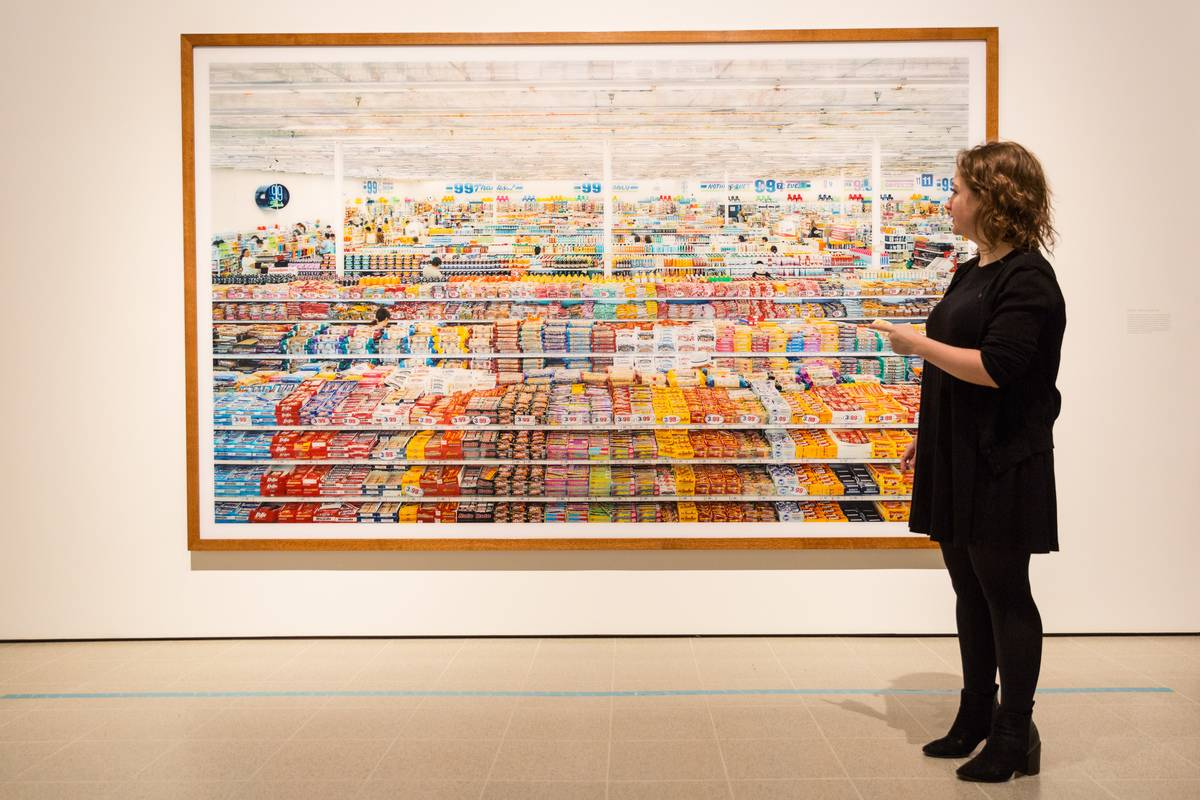 Newly Refurbished Hayward Gallery Opens With Andreas Gursky Retrospective
