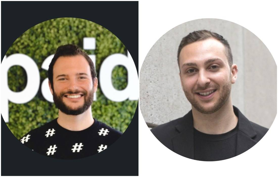 Bryan Gold And Adam Rivietz's LinkedIn profile photos are seen.