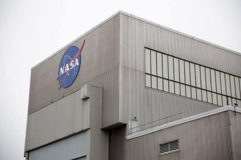 Outside view of NASA Plum Brook Station in Sandusky, Ohio
