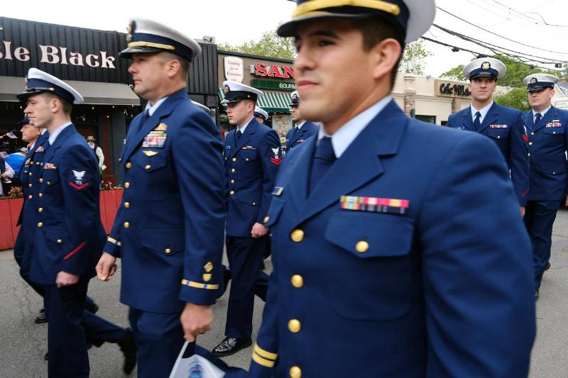 Americans Honor Memorial Day With Parades Across The Nation