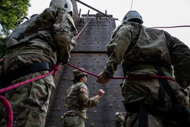 Cadet Summer Training Camp Program Returns After Pandemic Closure