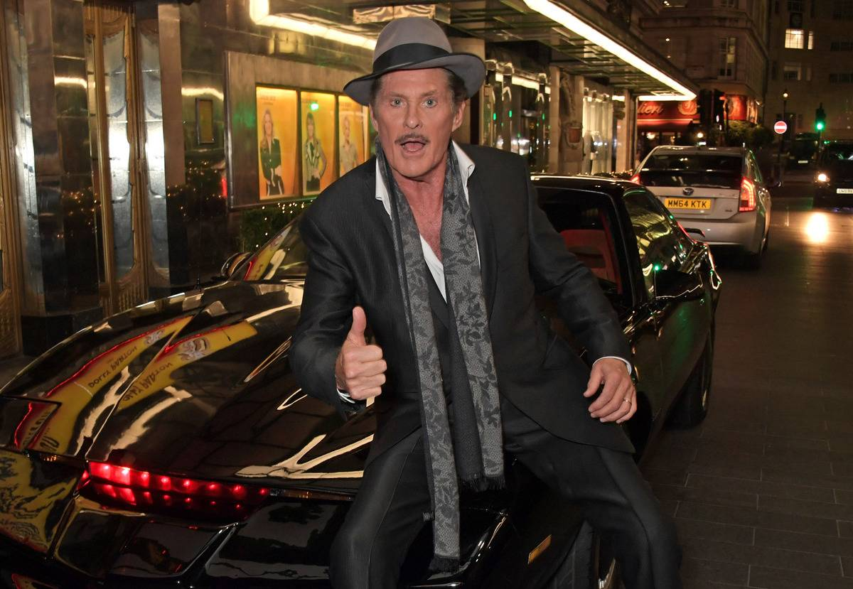 David Hasselhoff Joins The West End Cast Of