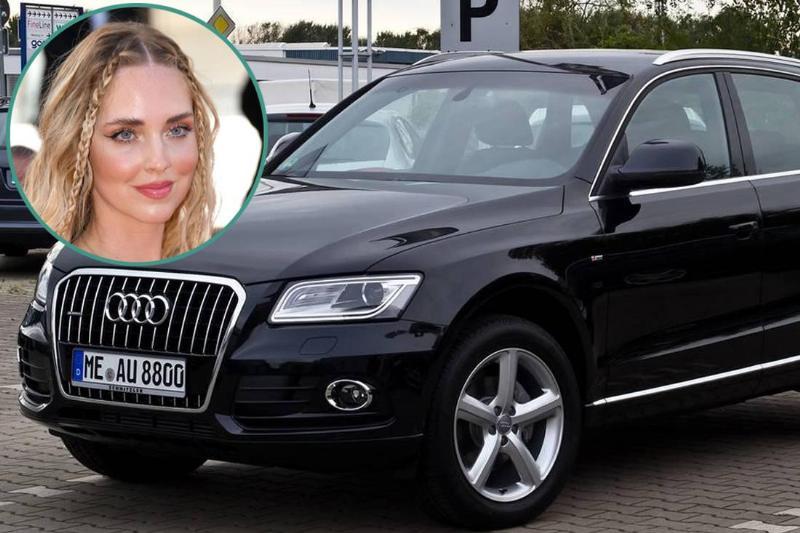 Chiara Ferragni - Audi Q5
