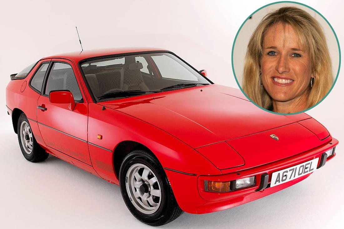 Tracy Austin - Porsche 924