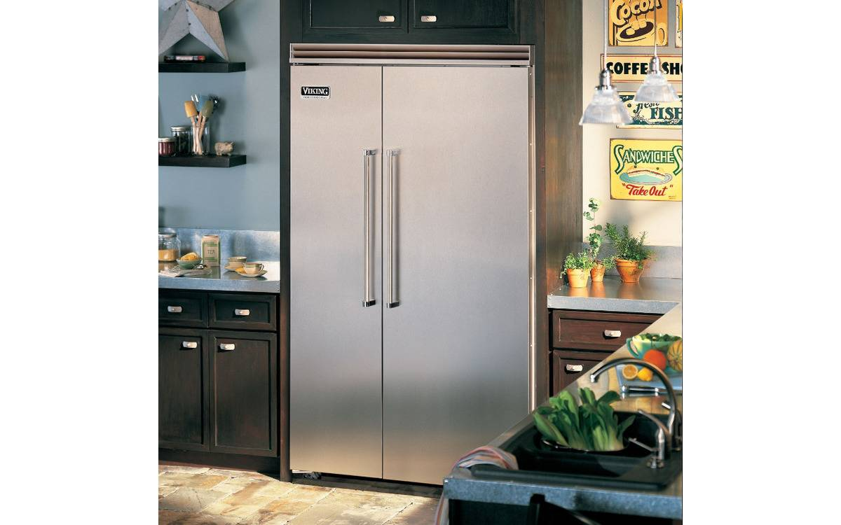 Viking-Side-by-Side-Refrigerator