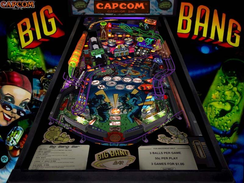 Capcom Big Bang Bar Pinball Machine.jpg